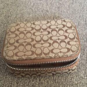 Coach purse pill box